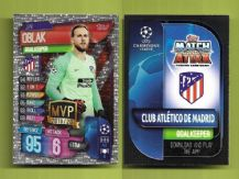 Atletico Madrid Jan Oblak 281 MVP